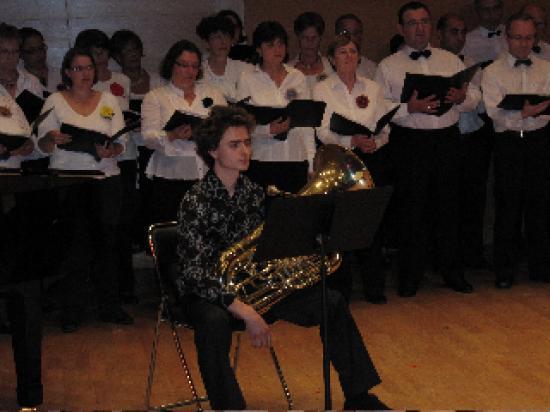 Chorale et Thomas Leleu
