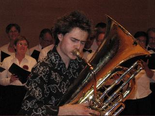 Thomas Leleu dans son solo endiablé