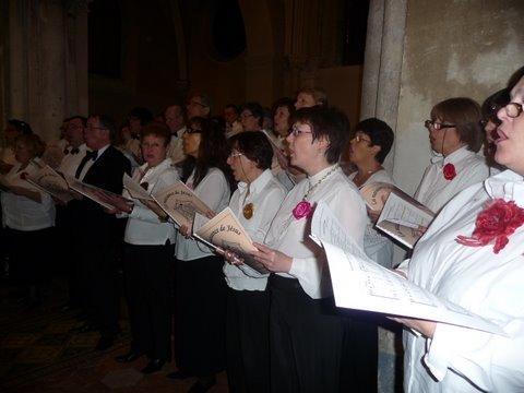 Concert Fresnes Décembre 2009