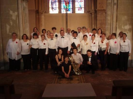 Concert Fresnes Juin 2010