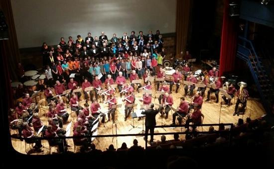 Concert ohva 29 mars 2014