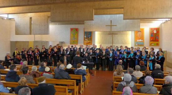 Concert  à Saint Jean Porte Latine